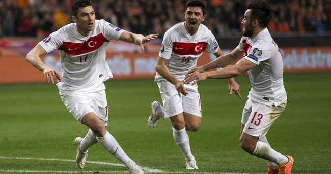 A Milli Futbol Takımı, Bulgaristan ile karşılaşacak
