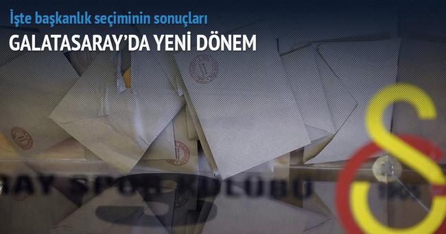 Galatasaray'da Dursun Özbek Dönemi
