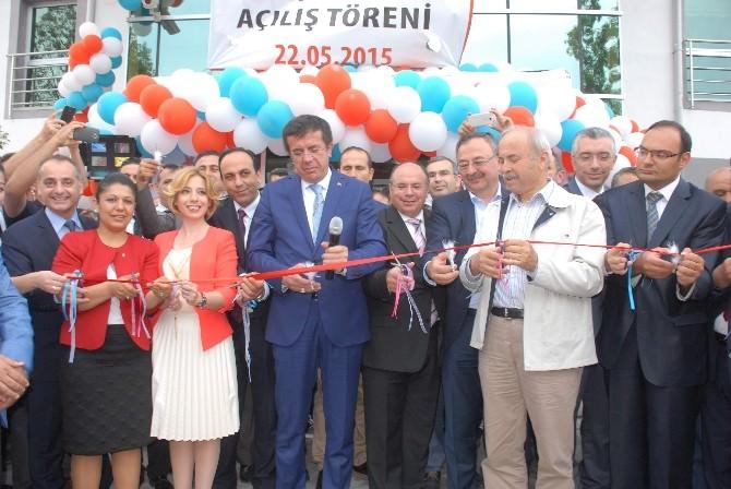 Bakan Zeybekçi Köyceğiz Devlet Hastanesini Açtı