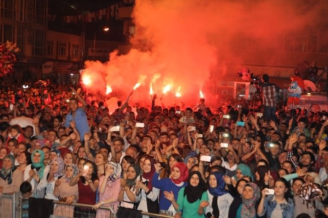 Havza'da Festival Coşkusu