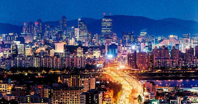 Başkent Seul'ün gizemli toprakları