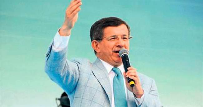 Manisa, Başbakan Davutoğlu'na hazır