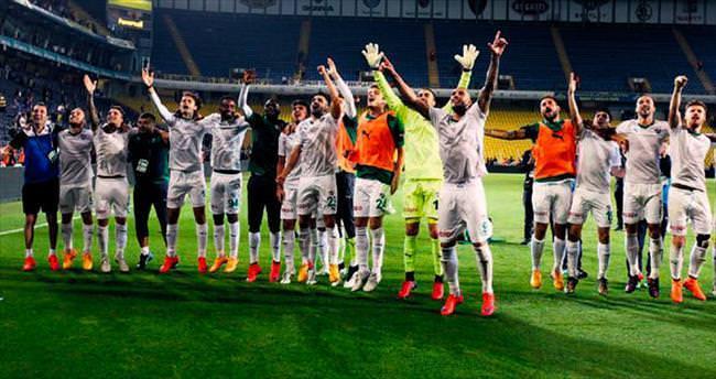 Kupada finalin adı Bursaspor