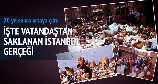 Erdoğan'ın iradesi İstanbul'u kurtardı