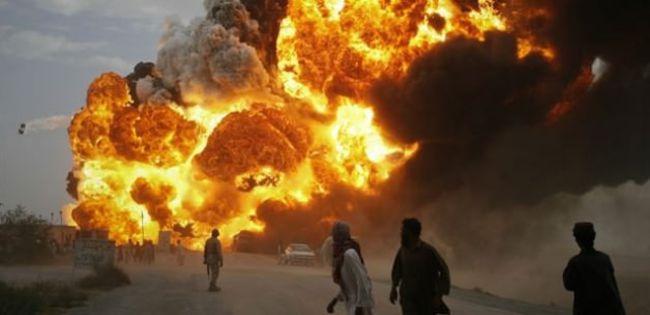 Afganistan'da patlama: Ölü ve yaralılar var