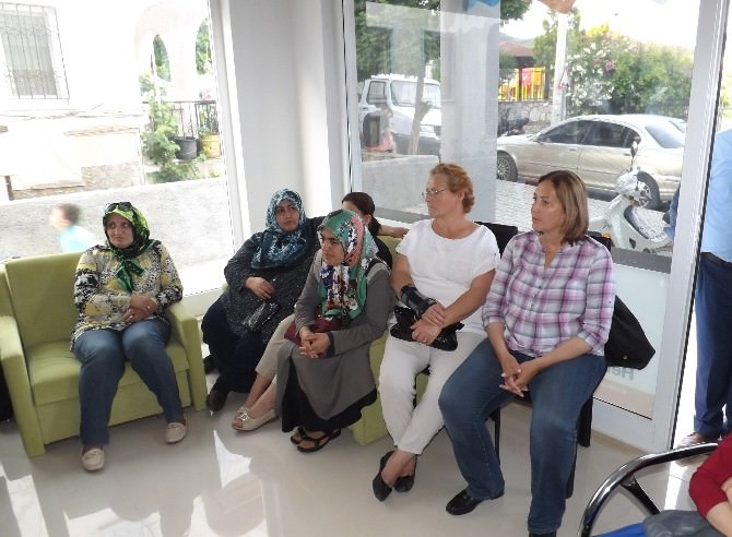 Bodrum AK Parti'den Konacık Ve Turgutreis'te Sandık Eğitim Çalışması