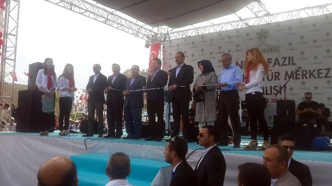 Başbakan Yardımcısı Babacan, Merkez Türkiye Projesi Üzerinden Kılıçdaroğlu'nu Eleştirdi