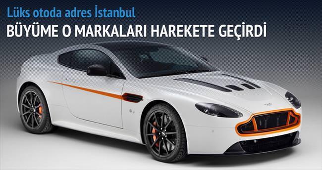 Lükste İstanbul şovu