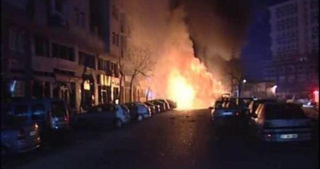 Çimento fabrikasında patlama: 3 ölü