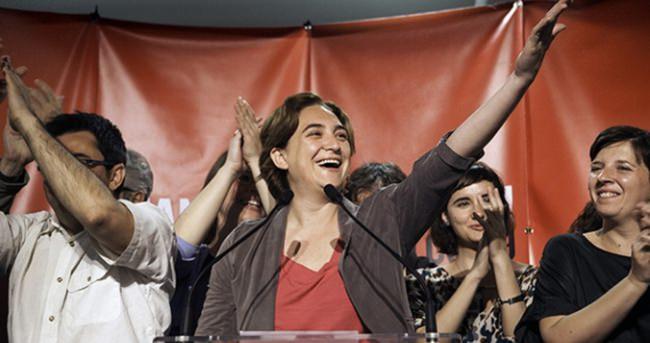 İspanya ilk kadın belediye başkanını seçti