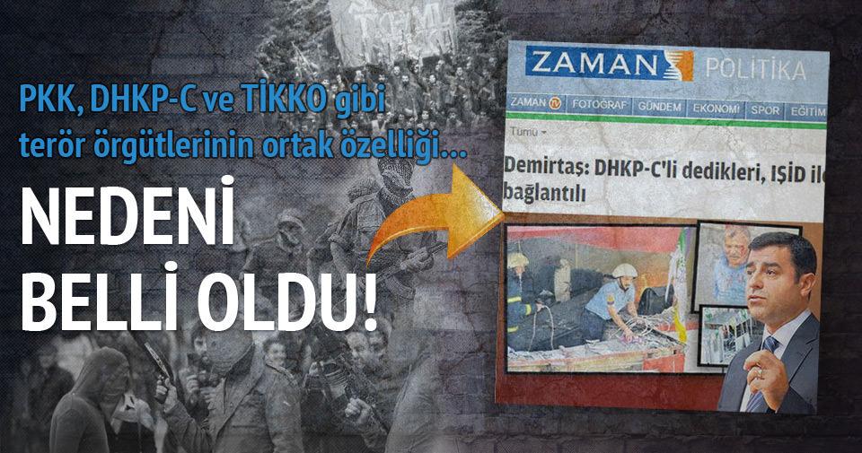 HDP, DHKP-C ve Paralelin kirli işbirliği