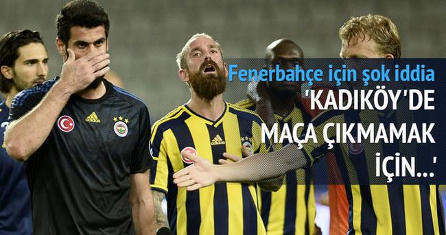 Sosyal medya bunu konuşuyor! Kadıköy'e çıkmamak için...
