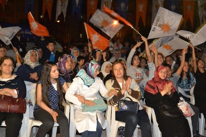 AK Partili Adaylar, Mahalle Toplantılarına Devam Ediyor