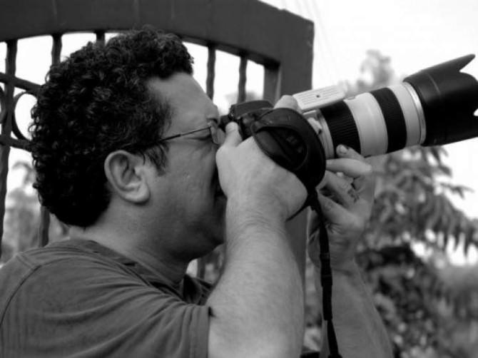 Fotoğraf Sanatçısı Erdal Kınacı, Mafsad'ın Konuğu Olacak