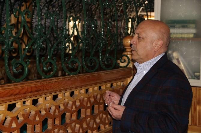 Hak İş Genel Başkanı Arslan Erzurum'da
