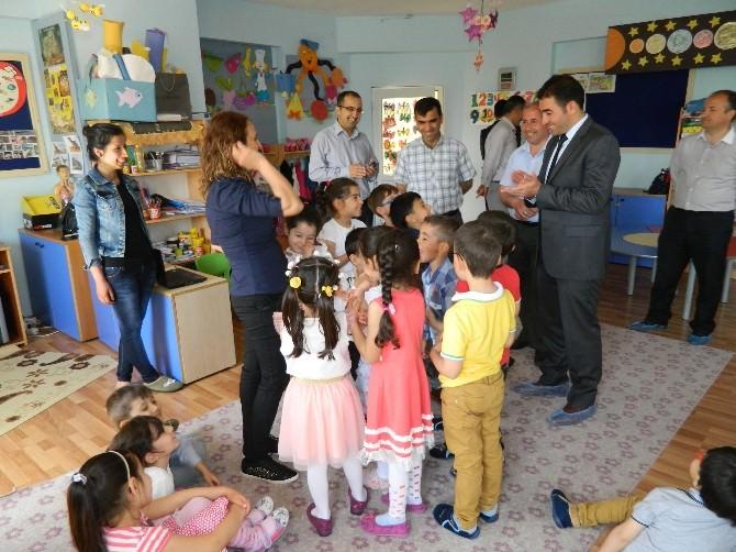 Kaymakam Irgatoğlu, İlçedeki Okulları Ziyaret Etti