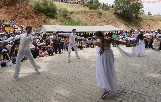Mersin'de 8. Gezende Erik Festivali Coşkusu
