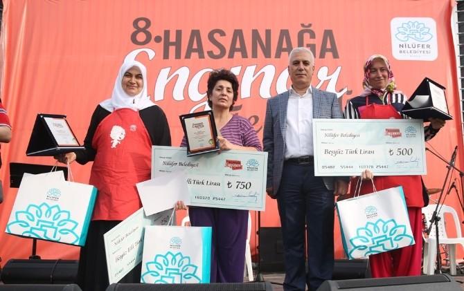Bursa'da Enginar Festivali