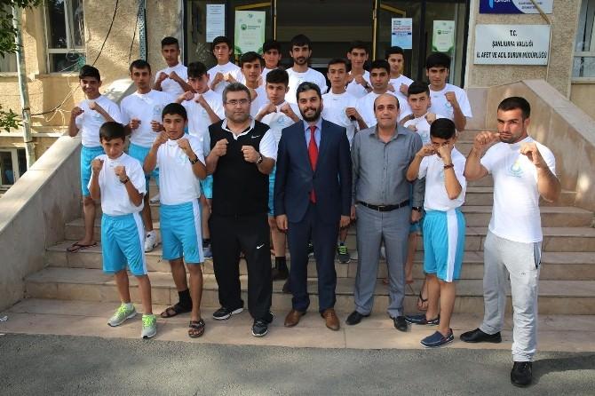 Haliliye Belediye Spor Türkiye Şampiyonası'na Katılıyor