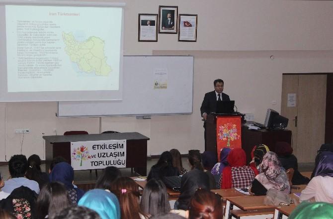 Ünlü Türkmen Şairi Mahtumkulu Firaki Selçuk'ta Anıldı