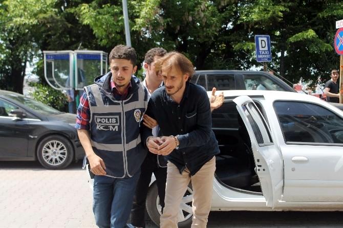 Sigorta Kutusundan Esrar Çıkan Zanlı Tutuklandı