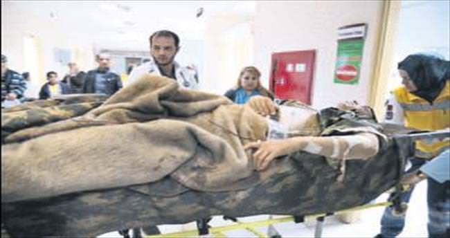 Nöbet yerine yıldırım düştü: 5 asker yaralı