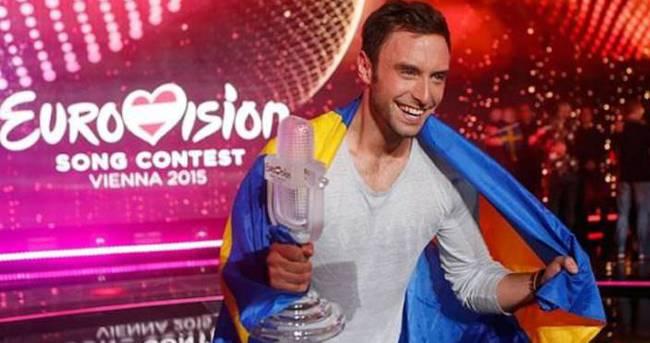 Eurovision birincisi Zelmerlöw'e ölüm tehdidi