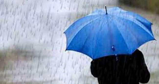 Dikkat! bu akşamdan itibaren yağış geliyor!