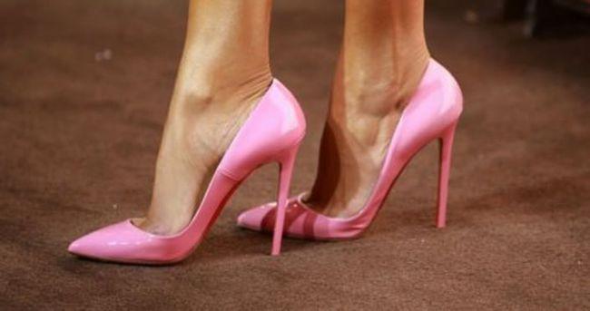 Sıkı ayakkabılar nasıra davetiye çıkarıyor