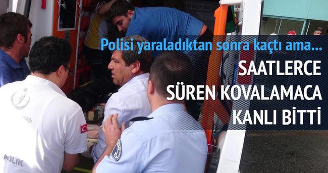 Aydın'da polis memuru vuruldu, zanlılardan biri öldürüldü