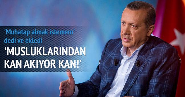 Cumhurbaşkanı Erdoğan'dan Demirtaş'a cevap