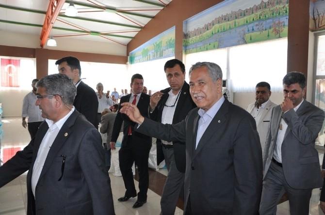 Başbakan Yardımcısı Arınç'ın Reyhanlı Ziyareti