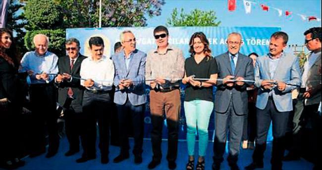 Manavgat'ta da ASMEK açıldı