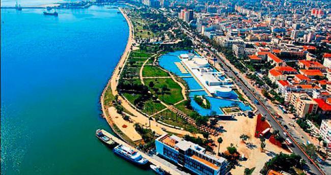Mersin'e 13 yılda 14 milyar yatırım