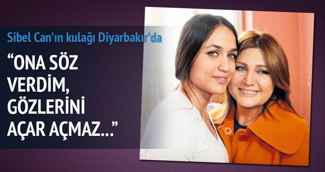 Kızı Melisa'yı alıp Diyarbakır'a gidecek