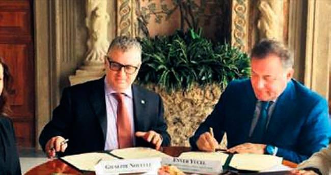 Eğitimde Türk-İtalyan işbirliği