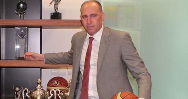 TBF'nin yeni başkanı Harun Erdenay