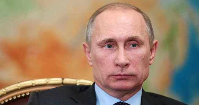 Putin, IŞİD için Batı'yı suçladı