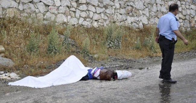 Muğla'da kadın cinayeti!
