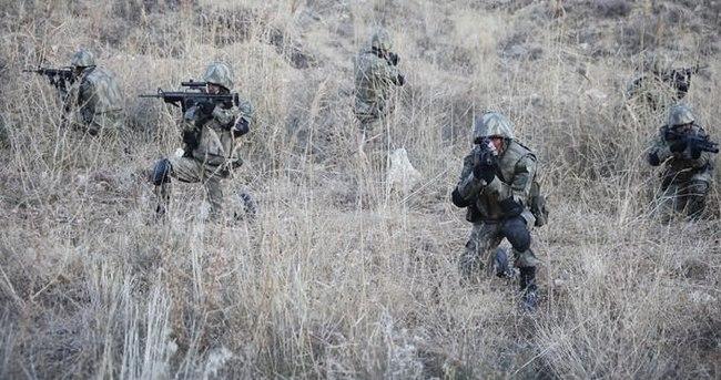 Dağlıca Üs Bölgesi'ne silahlı saldırı