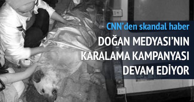 CNN Türk'ten bir skandal haber daha