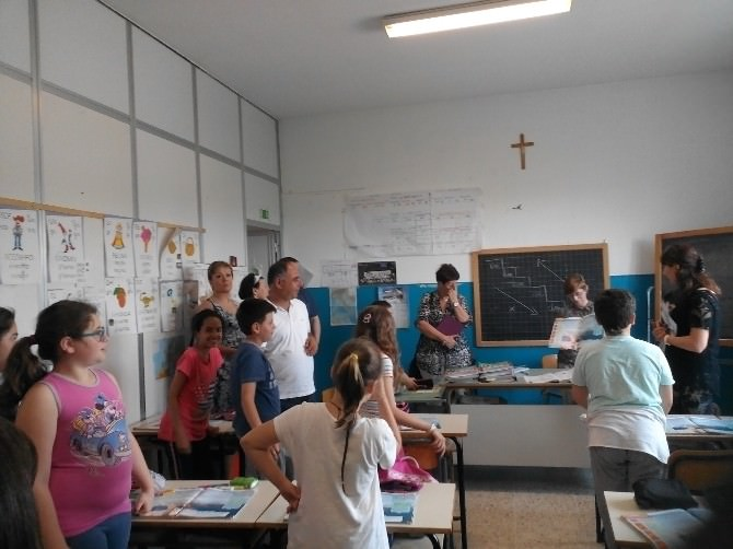 Samsat İtalya Arası Eğitim İşbirliği Sağlanıyor