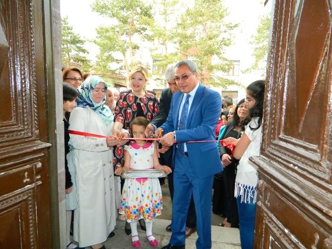 Ardahan'da Tezhip Sergisi