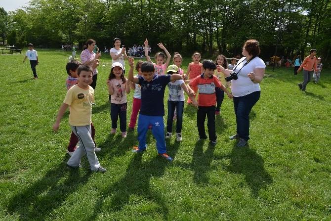 Çocuklar Çevre Şenliğinde Buluştu