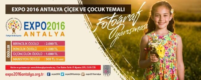 EXPO 2016 Antalya'dan Fotoğraf Yarışması
