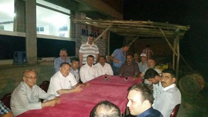 AK Parti İl Başkanı Keskin Milletvekili Adayı Gibi Çalışıyor