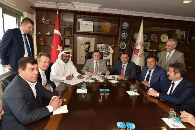 Körfez Ülkeleri Trabzon'da Yatırım İçin İlk Adımı Attı
