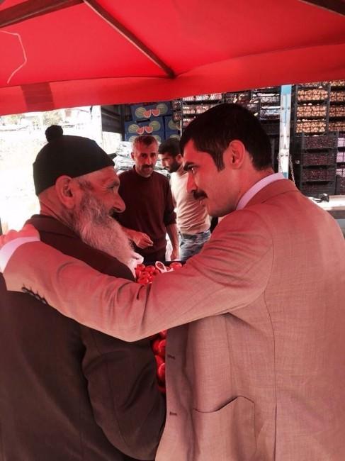 """MHP'li Gökhan Arslan: """"Reklamların Değil, İcraatların Partisi Olacağız"""""""