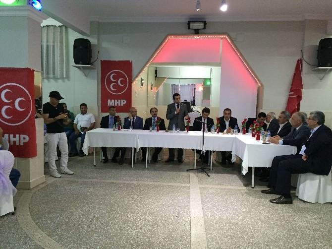 Zırhlıoğlu: Ülkemizin Nefes Alabilmesi İçin MHP İktidarına İhtiyaç Var