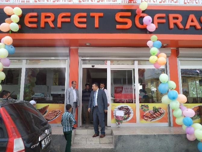 Varto'da İş Yeri Açılışı